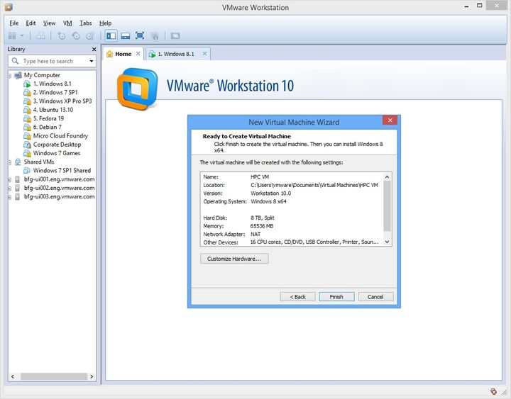 Vmware workstation 8 direct link. on utorrent is slow. initial d second sta