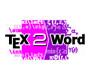 TeX2Word