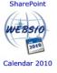 Websio SharePoint Calendar 2010 Web Part