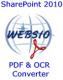 Websio SharePoint PDF & OCR Converter
