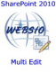 Websio SharePoint Multi Edit Feature