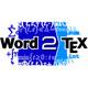 Word2TeX