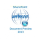 Websio SharePoint Document Preview 2013