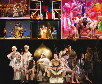 opera thesis This thesis examines the cultural context of opera in boston between the years 1620 to 2010 specifically, i look at how the boston opera company was founded, its existence, and its ultimate demise.
